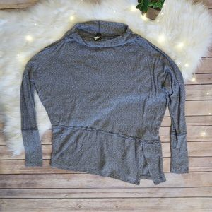 We the free free people oversized long sleeve M